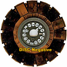 disc camera negatives