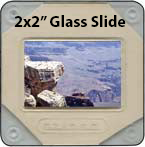 Plastic Glass slides
